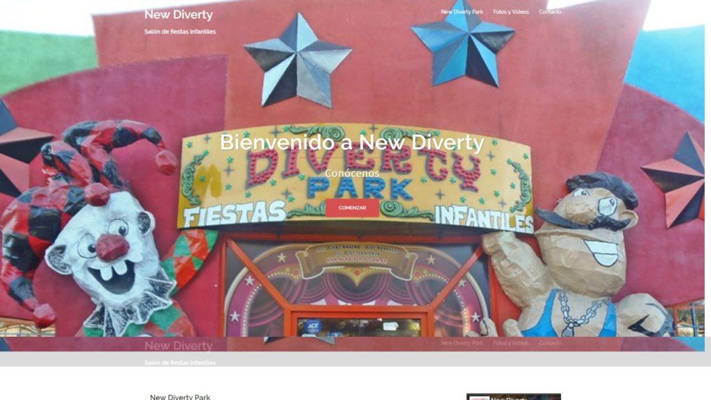 New Diverty Park