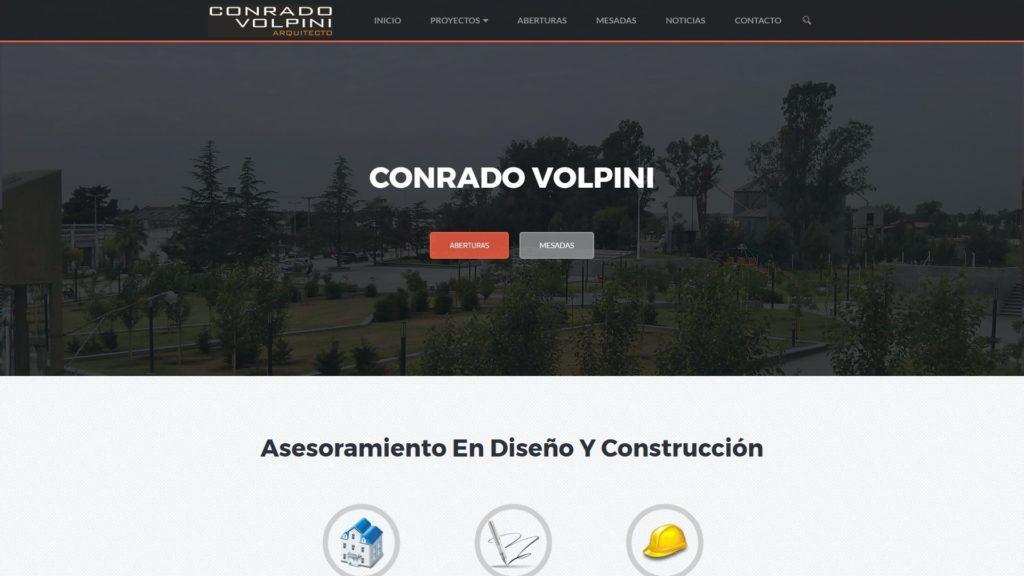 Conrado Volpini Arquitecto