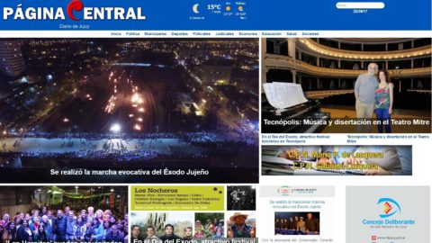 Pagina Central