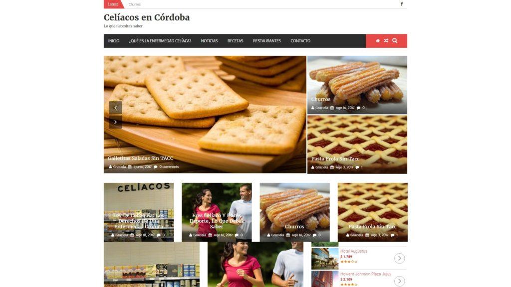 Celiacos en Córdoba
