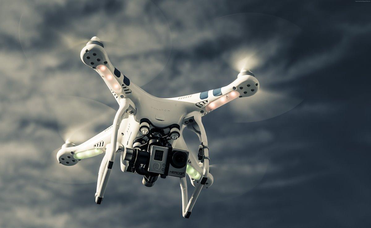 Servicios de Drones